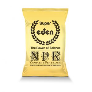 کود کامل سوپر ادن NPK 15+16+17+TE