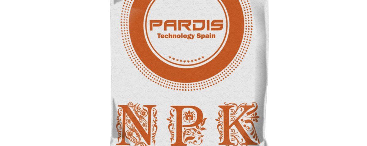 کود کامل پردیس NPK 10-10-50