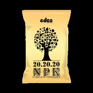 کود کامل NPK 20+20+20