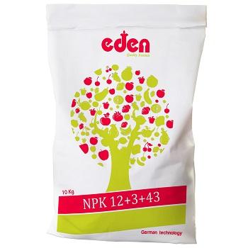 کود کامل NPK12-3-43 ادن