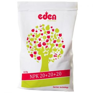 کود کامل NPK 20-20-20